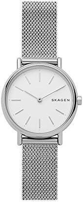 Skagen Signatur Two-Hand Stainless Steel 30mm Minimalist Watch WeeklyReviewer