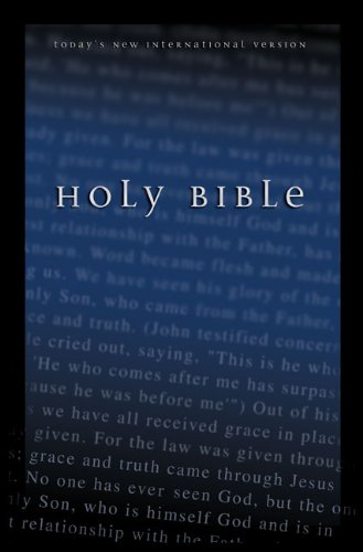 TNIV Holy Bible