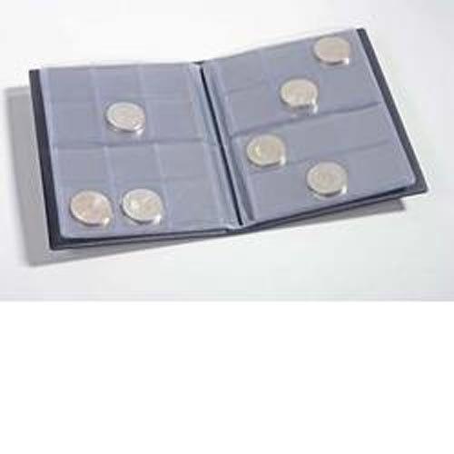 Taschenmünzalbum groß, 96 Münzen