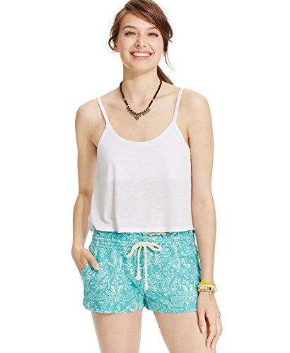 Roxy Womens Oceanside Casual Mini Shorts balticblue - Outlets Oceanside