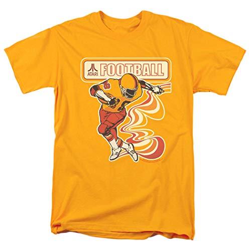 Atari Football Video Game T Shirt & Stickers, S to 5XL