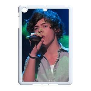 J-LV-F Design Case Harry Styles Customized Hard Plastic Case for iPad Mini
