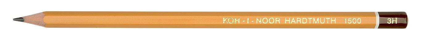 Scatola 12 matite h1500 3h koh.I.Noor