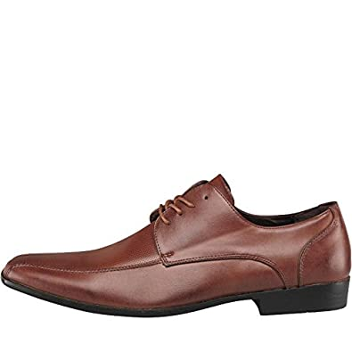 21972eabd6d Mad Wax Mens Lace Up Shoes Brown  Amazon.co.uk  Shoes   Bags