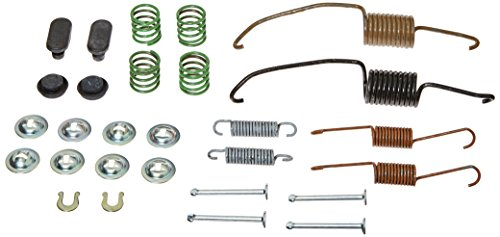 (Raybestos H17448 Professional Grade Drum Brake Hardware Kit)