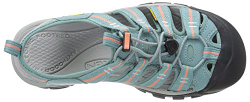 Coral Keen fusion Mineral Newport Sandal Women's H2 Blue nwSw0qzFr