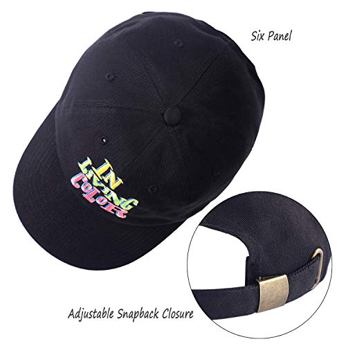 Shengyuan Lin The Money Max Classic Cotton Dad Hat Adjustable Baseball Cap 861cd970ddb2