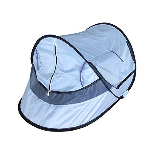 Survivalist ポータブル ベビー トラベル ベッド UPF 50+ サンシェルター 幼児用 ポップアップ 蚊帳 ベビー テント工場 直接販売   B07GLDBPM3