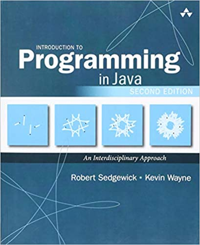 2nd Edition Introduction to Programming in Java An Interdisciplinary Approach