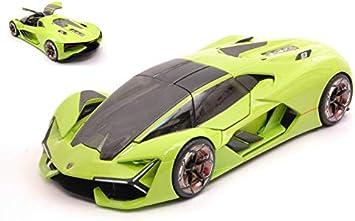 Lamborghini Terzo Millennio 2018 Carbon Grey BURAGO 1:24 BU21094GR Modellbau