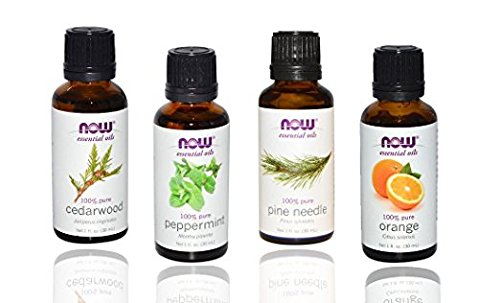 essential oils christmas scent peppermint
