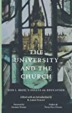 The University and the Church: Don J. Briel's