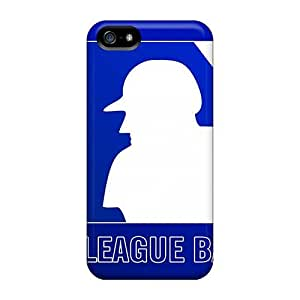 Anti-scratch And Shatterproof Major League Baseball Mlb Phone Case For Iphone 5/5s/ High Quality Tpu Case