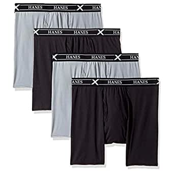 Hanes Men's Ultimate X-Temp Air Brief, Multicolour (Multicolor), Small