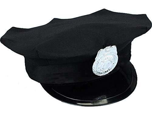 Forum Novelties Child Policeman's Hat, Navy ()
