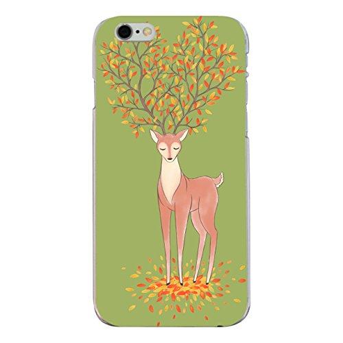 """Disagu SF-sdi-3840_1181#zub_cc5758 Design Schutzhülle für Apple iPhone 6 - Motiv """"Baumhirsch 02"""""""