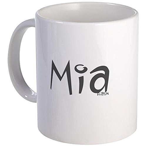 CafePress - Mia Mug - Unique Coffee Mug, Coffee Cup