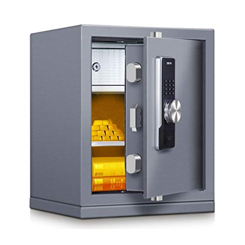 Safes Money Handling Products Household Small Mini Office Electronic Password All Steel Anti-Theft Information Cabinet…