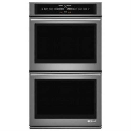 """JENN-AIR 30"""" 10 Cu. Ft Euro-Style Stainless Steel Double Wal"""