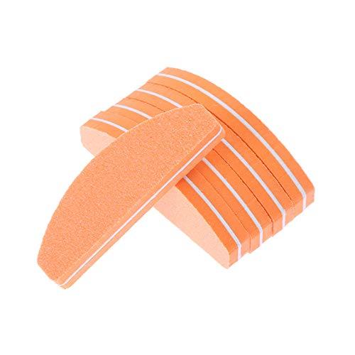 Nail Files Professional 100/180 Manicure Tools Kit Premium Fingernail File Crystal Nail File for -