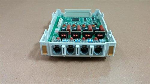 Panasonic KX-TAW84880 LCOT4 4 Port Analog CO Line Card ()