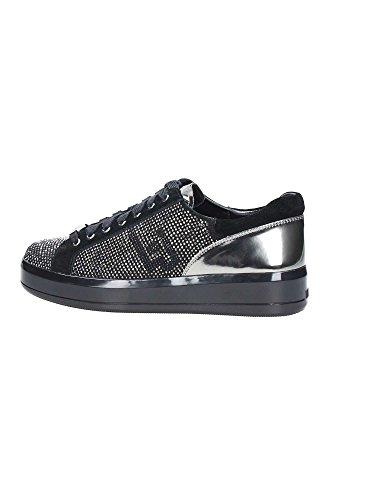 Negro Mujer Zapatillas LIU Jo B18019T2030 gqTRB7