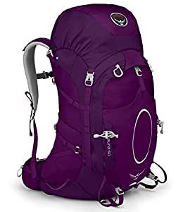 Osprey Aura 50 Backpack (Eggplant Purple, Small)