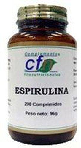 Espirulina 200 comprimidos 400mg de Cfn