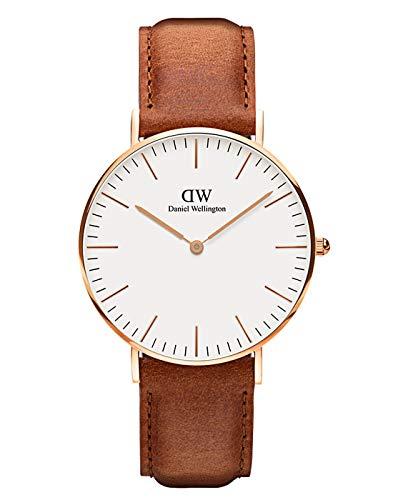 Daniel Wellington Women Classic Durham, Rose Gold 36 mm - DW00100111