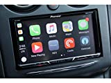 "Pioneer AVH-2300NEX Multimedia DVD Receiver with 7"" WVGA Display, Apple CarPlay, Android Auto, Built-in Bluetooth, SiriusXM-Ready and AppRadio Mode"