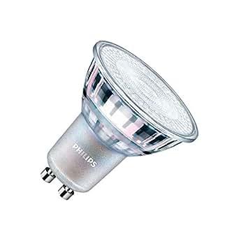 Bombilla LED GU10 Regulable CorePro MAS spotVLE 4.9W 60° Blanco Cálido 2700K efectoLED