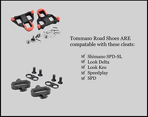 Tommaso Veloce 100 Triathlon Road Cycling Shoe Black pay with paypal cheap price clearance fashionable outlet best wholesale clearance reliable discount 2014 new fJPlwkeN