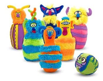 Monster Bowling by Melissa & Doug Llc