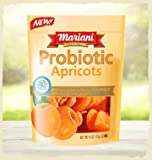 Mariani Premium Probiotic Apricots, 6 OZ Resealable Bag