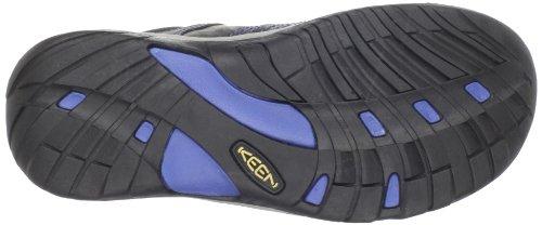 Keen - Zapatillas de Piel para hombre gris oscuro