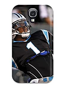 Durable Protector Case Cover With Peyton Manning Hot Design For Galaxy S4