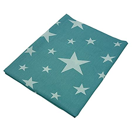 One Piece 16.7 x 63 (50cm*160cm) Stars Printed Cotton Fabric for Patchwork,Sewing and Quilting fabric by the yard BYY FABRIC FACTORY 4336996403