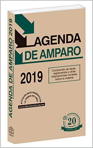 Amazon.com: AGENDA DE AMPARO 2019 (Spanish Edition) eBook ...