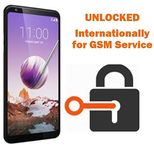 LG Stylo 4, 32 GB - GSM Unlocked (Lg Verizon Unlock Cell Phones)