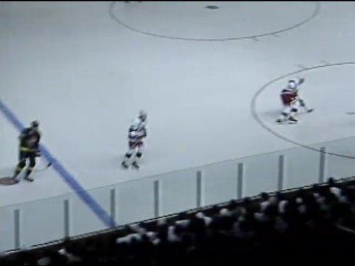 (April 23, 1993: Vancouver Canucks vs. Winnipeg Jets - Division Semi-Final Game 3)