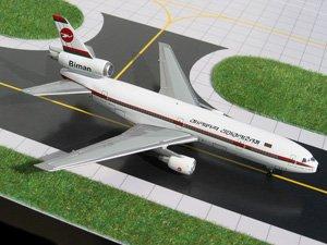 GeminiJets 1:400 Biman Bangladesh Airlines DC-10-30
