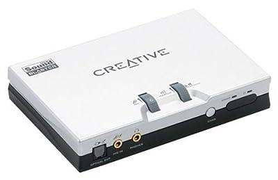 70SB049000000 - Creative Technology - Creative Sound Blaster Live 24-bit External - Sound card - external - USB by Creative Labs