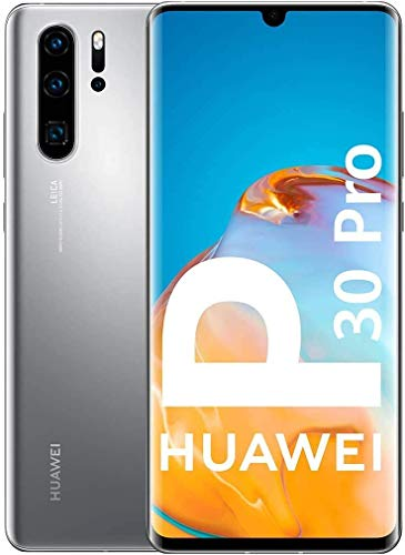Huawei P30 Pro New Edition 16.4 cm (6.47″) 8 GB 256 GB Dual SIM 4G USB Type-C Silver 4200 mAh – Huawei P30 Pro New Edition, 16.4 cm (6.47″), 2340 x 1080 pixels, 8 GB, 256 GB, 12 MP, Silver