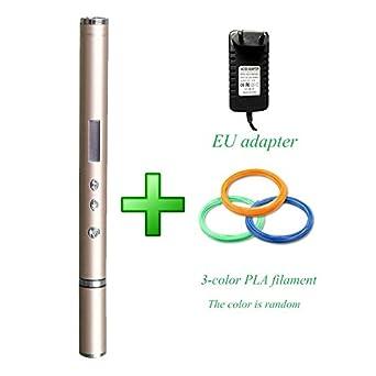 Amazon.com: J.Smiths - Bolígrafos 3D de la 7ª generación con ...