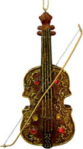 Bass Ornament [W9800A] -