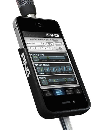 ping-putter-app-cradle-attachment-ipod-touch-4th-gen-new