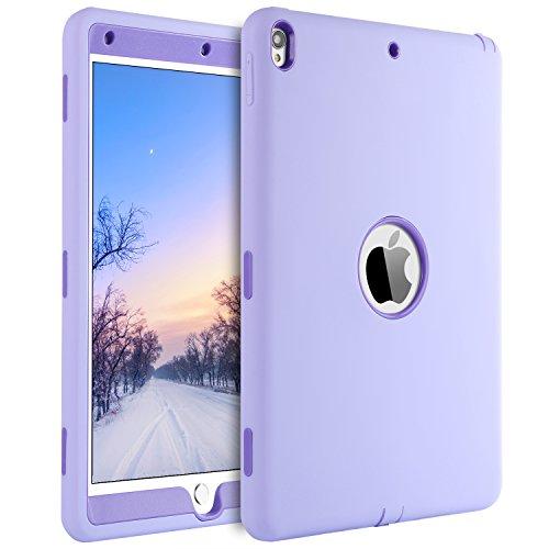 iPad Pro 10.5 Case, BENTOBEN 3 in 1 Heavy Duty Shockproof Ru
