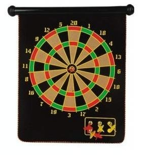 Review 15″ Magnetic Dart Board