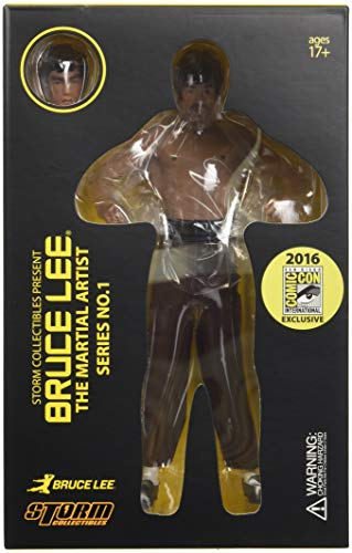 Storm Collectibles 1/12 Bruce Lee Exclusive Action Figure,,