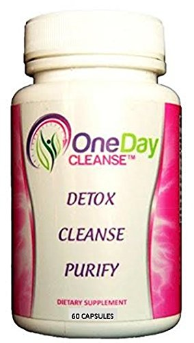 COLON CLEANSE 1090mg 60 pills Fast, yet Gentle, formulated for a 1 DAY  CLEANSE or can